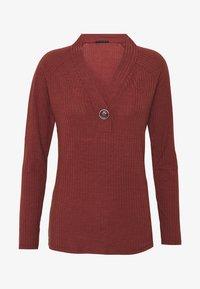 Sisley - Long sleeved top - bordeaux - 3