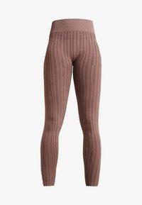 Casall - LINE - Legging - trigger pink - 3