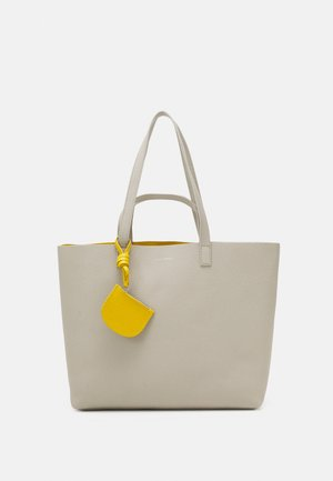 KESTA SET - Tote bag - ice white