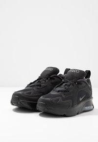 Nike Sportswear - NIKE AIR MAX 200 SCHUH FÜR JÜNGERE KINDER - Baskets basses - black/anthracite - 3