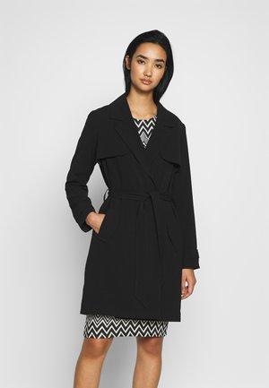 ONLFANNY RUNA LIFE - Short coat - black