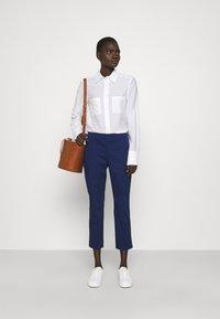 MAX&Co. - BACH - Pantalon classique - cornflower blue - 1