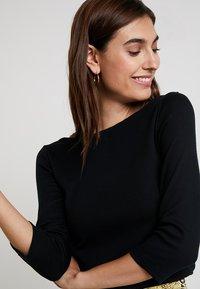 GAP - BALLET - Long sleeved top - true black - 4