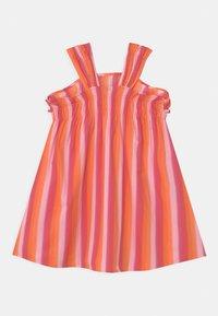 OVS - Korte jurk - orange - 1
