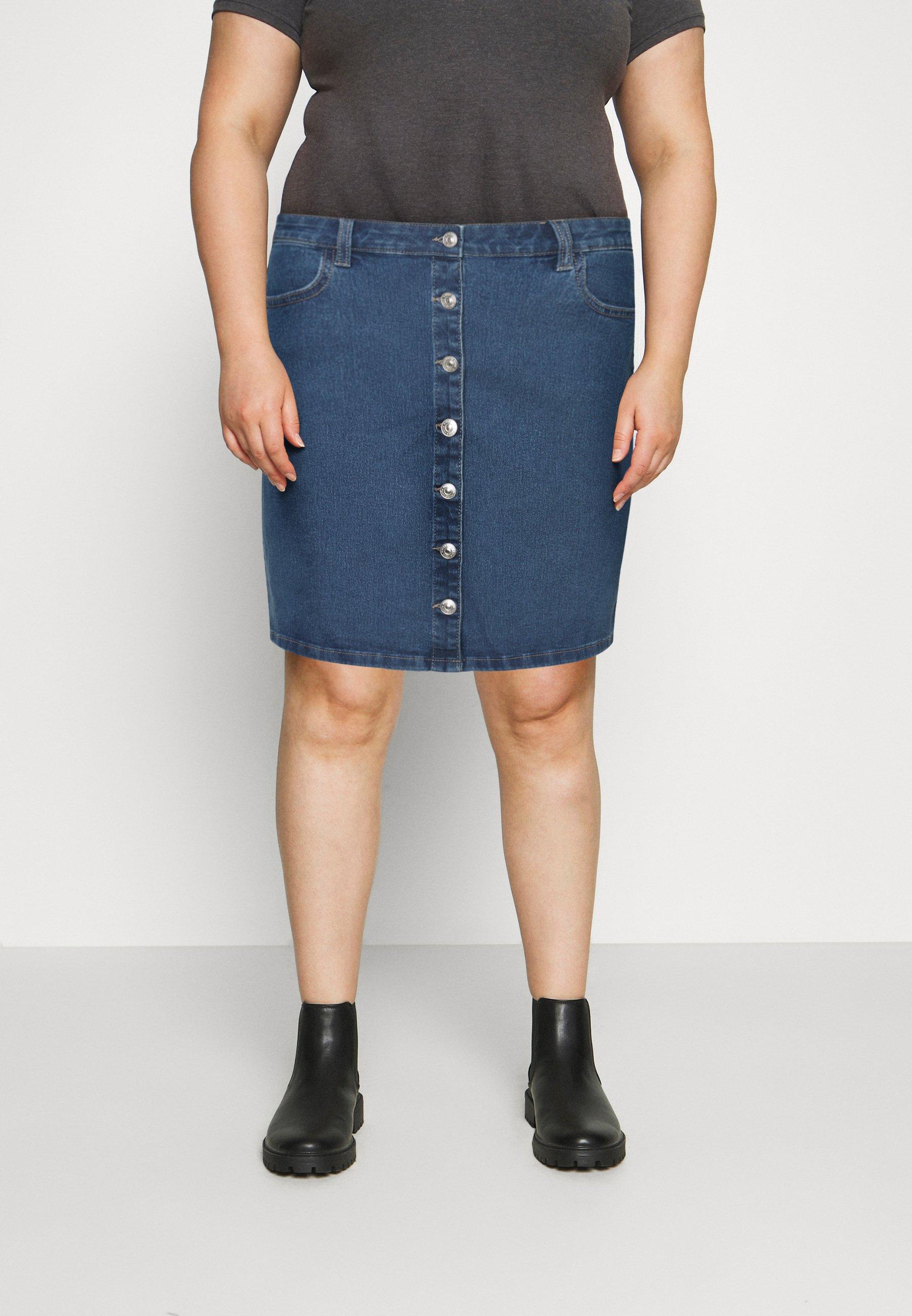 Femme PCPAIGE SKIRT - Minijupe