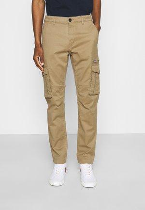 Cargo trousers - wild khaki