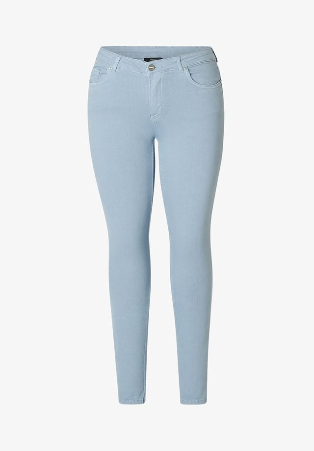 MELL - Slim fit jeans - grey blue
