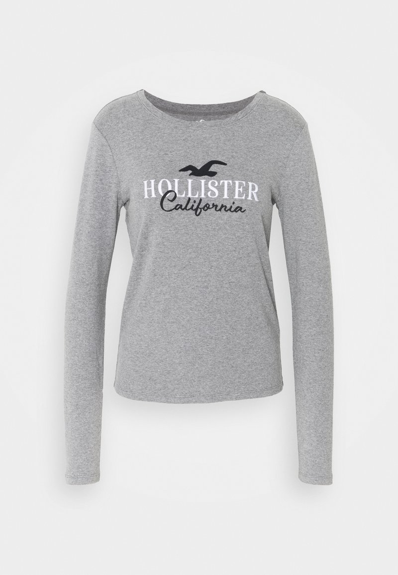 Hollister Co. - Long sleeved top - grey