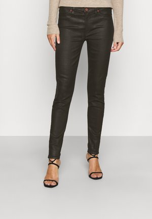 ILLUSION - Jeans Skinny Fit - brown