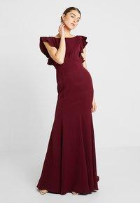 TH&TH - CECELIA - Společenské šaty - roseberry - 3