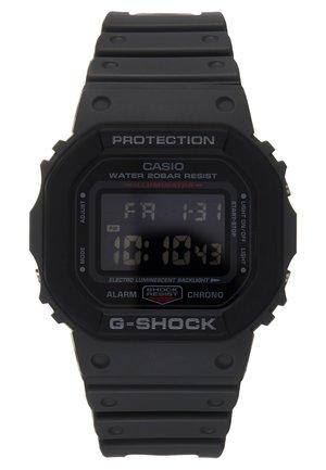 LAYERED BEZEL - Digitální hodinky - black