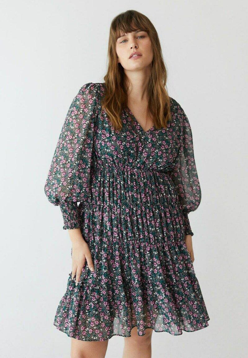 Violeta by Mango - Day dress - schwarz