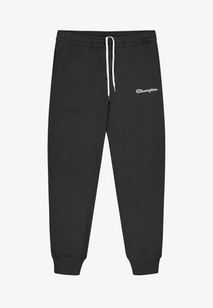 RECYCLE TERRY - Tracksuit bottoms - black