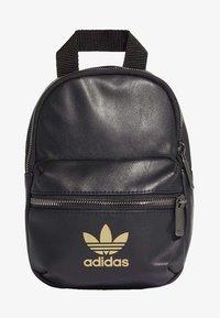 adidas Originals - MINI BACKPACK - Tagesrucksack - black - 0