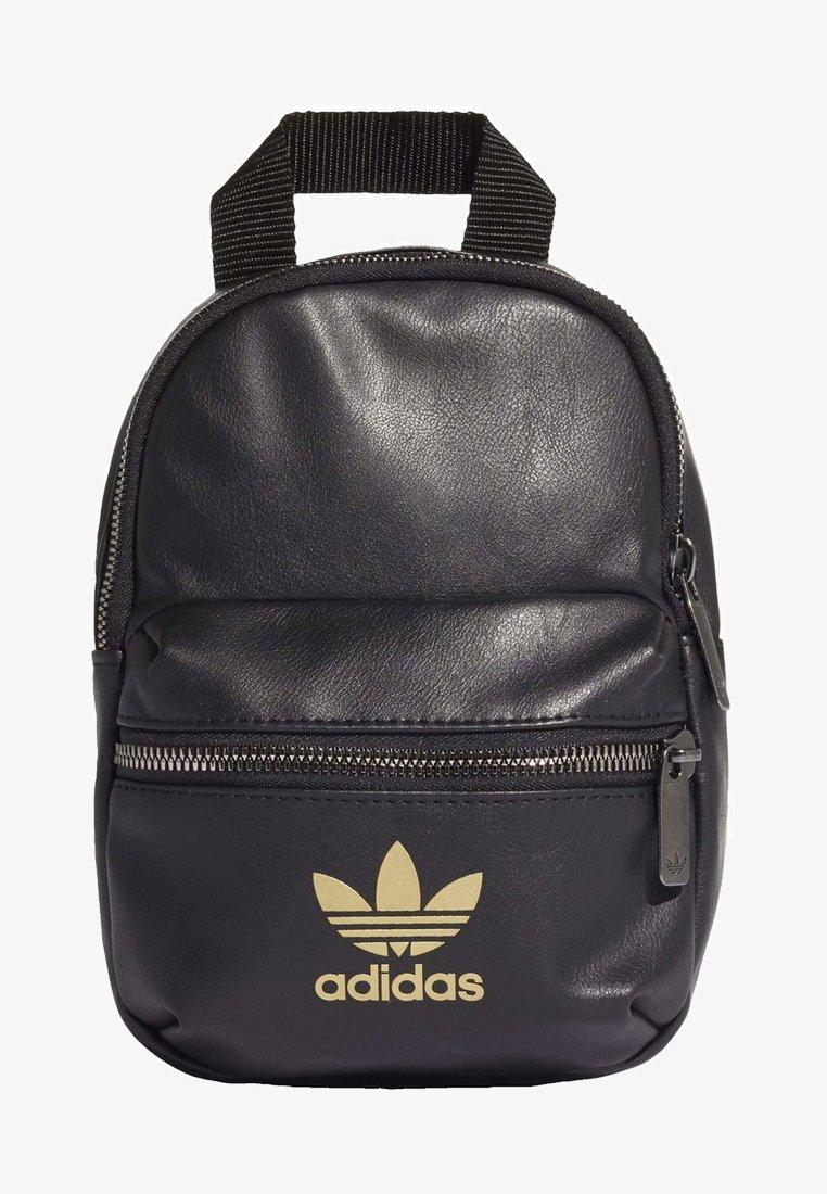 adidas Originals - MINI BACKPACK - Tagesrucksack - black