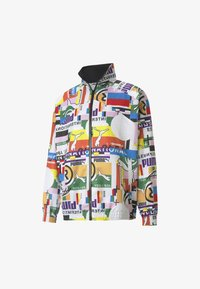Puma - INTERNATIONAL LAB - Sports jacket - puma white - 4