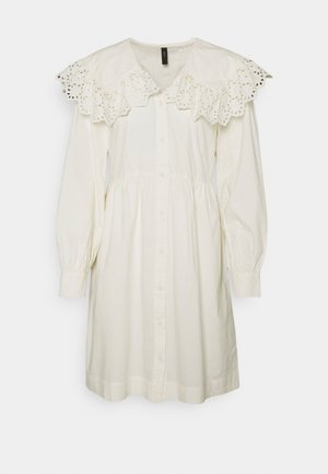 YASTIRELLA DRESS - Shirt dress - eggnog