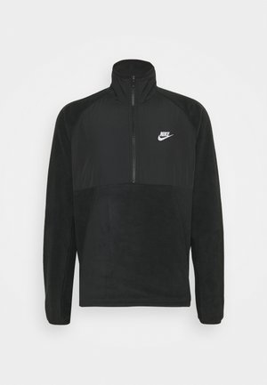 WINTER - Sweat polaire - black