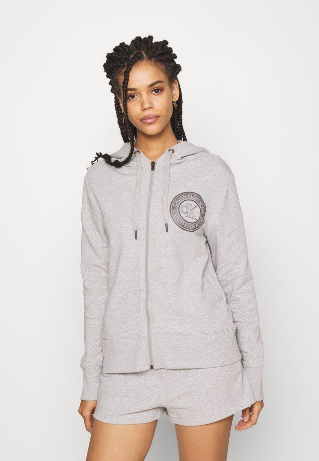 ICONIC LOUNGE SLEEP - Pyjama bottoms - grey heather