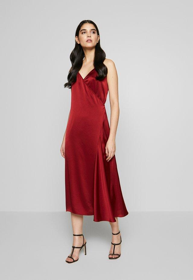 CALLIE DRESS - Juhlamekko - pure red