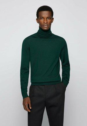 MUSSO - Strickpullover - dark green