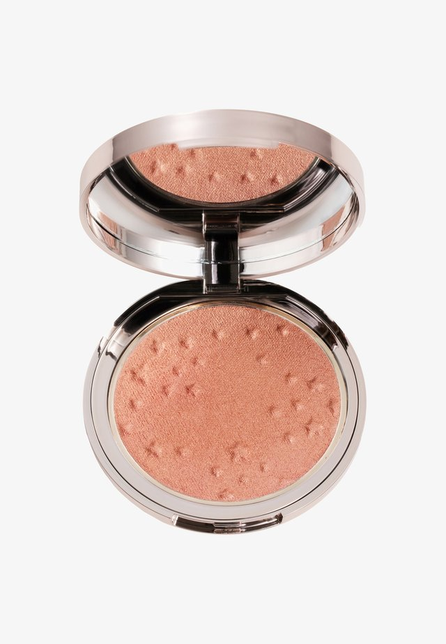 POWDER HIGHLIGHTER - Highlighter - celestial-peach/gold