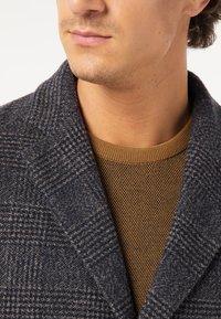 Pierre Cardin - Classic coat - blau/beige - 4