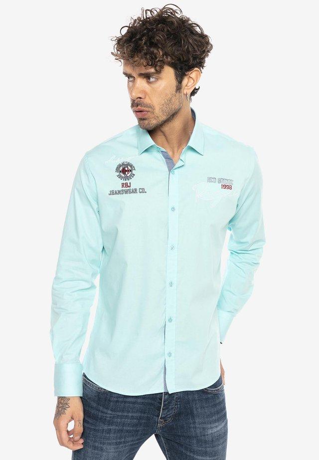 SOUTH BEND - Shirt - mint