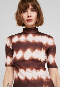 Even&Odd - Denní šaty - beige/brown - 3