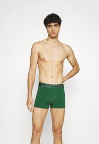 Lacoste - 3 PACK - Pants - green/silver chine/white - 0