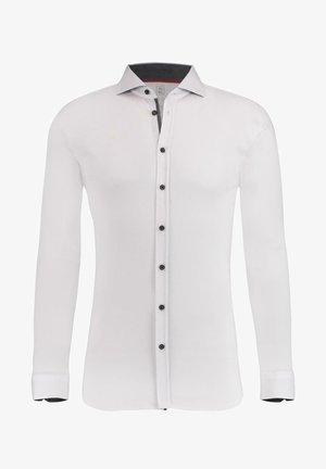 HAI - Shirt - weiß uni