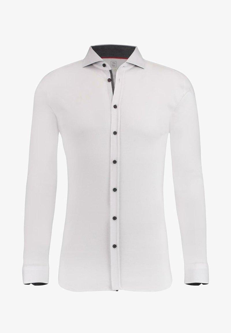 DESOTO - HAI - Shirt - weiß uni