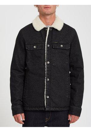 KEATON - Light jacket - black_combo
