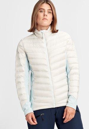 Down jacket - bright white-ballad