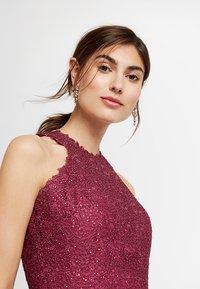 Luxuar Fashion - Společenské šaty - himbeer - 3