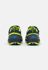 LICO - POSADAS - Touch-strap shoes - marine/blau/lemon - 2
