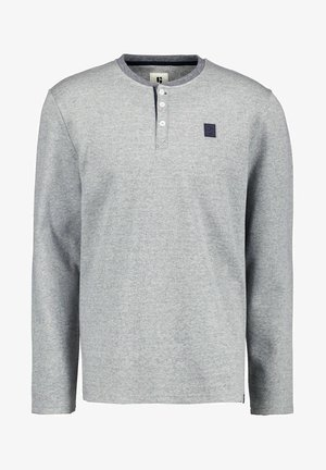Camiseta de manga larga - grey melee