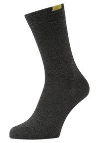 DIM - CHAUSSETTE ECODIM 5 PACK - Ponožky - gris moyen - 1