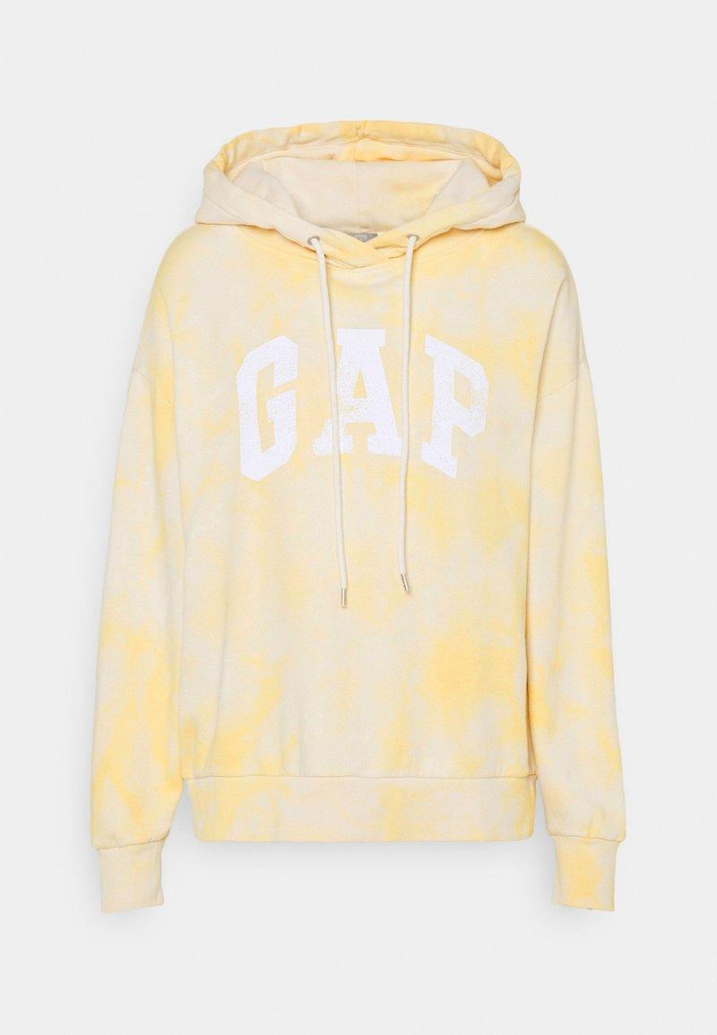 GAP - EASY - Sweatshirt - yellow