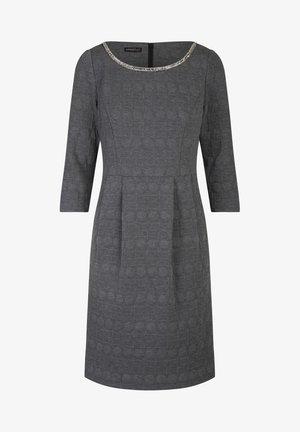 Day dress - grau/melange