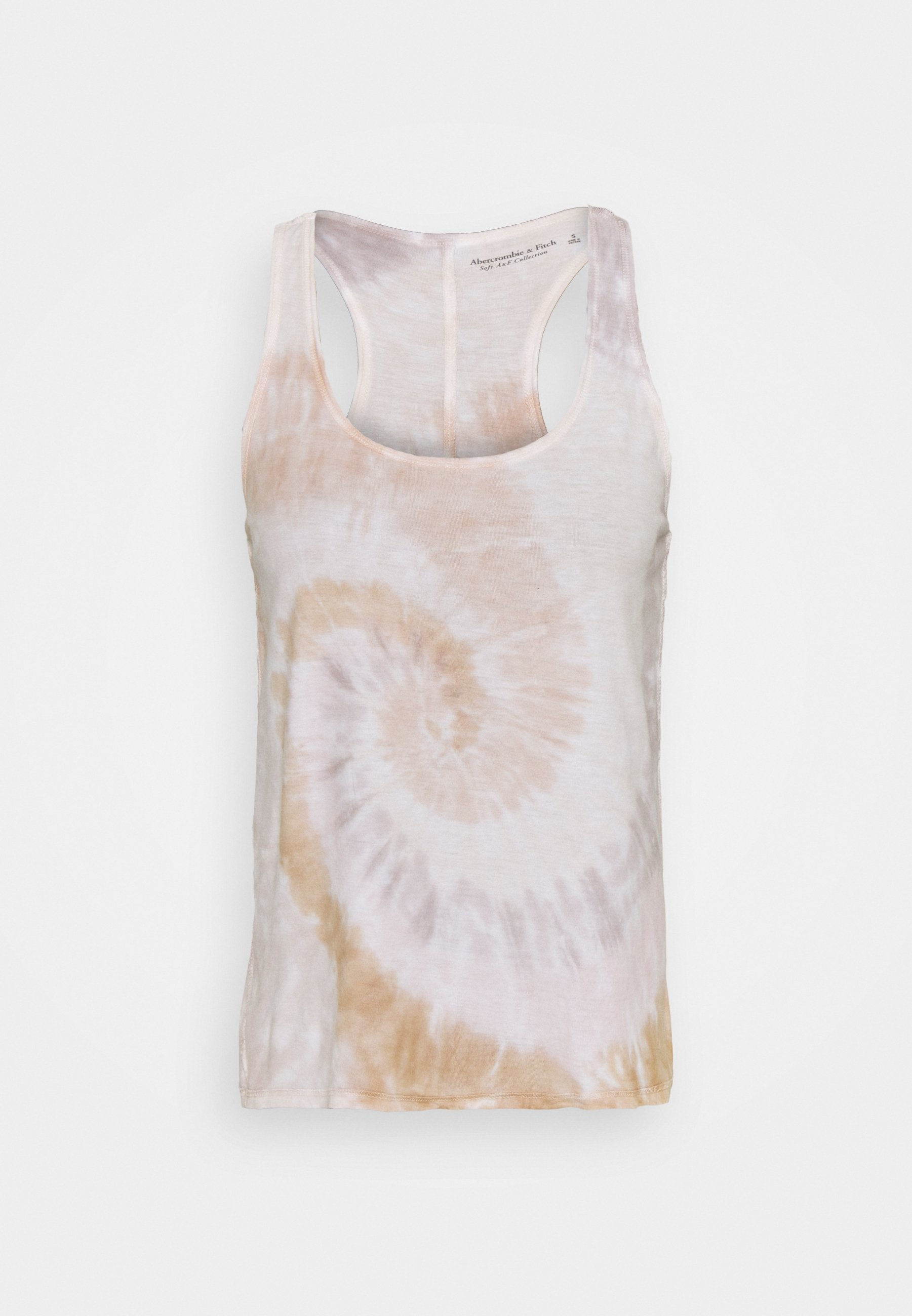 Women BARE KNOTTED TANK WASH - Top