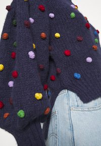 Farm Rio - COLORFUL DOTS  - Jumper - navy - 5
