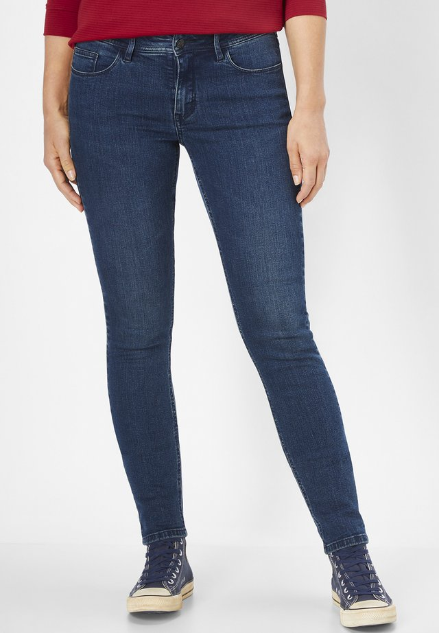 LUCI - Jeans Skinny Fit - blue black stone