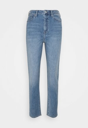 ANGIE MOM WASH LIMA - Relaxed fit jeans - denim blue