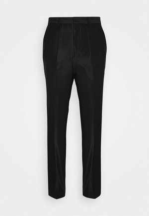 GERMAN - Suit trousers - black
