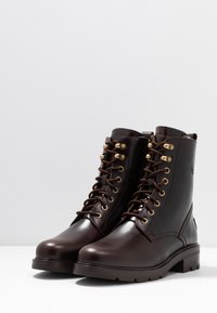 Panama Jack - LILIAN IGLOO - Lace-up ankle boots - marron/brown - 4
