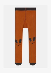 The Bonnie Mob - BUNNY FACE UNISEX - Tights - ginger - 0