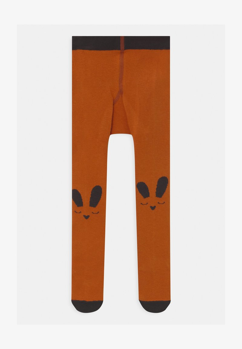 The Bonnie Mob - BUNNY FACE UNISEX - Tights - ginger