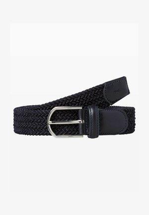 STYLE  - Belt - navy metallic