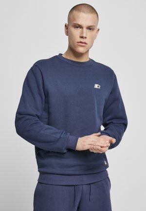 ESSENTIAL - Sweatshirt - dark blue